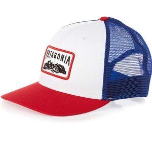 [Patagonia] Mens Retro Mesh Trucker Cap/Hat